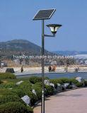 illuminazione esterna solare della lampada di 18W LED per il giardino, sosta