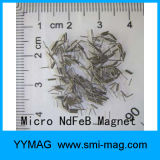 Ceramische Magneet van uitstekende kwaliteit van de Cilinder van de Staaf van de Magneet van het Ferriet de Mini Lange voor Verkoop