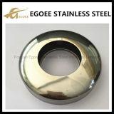 Cubierta redonda del tubo de Inox 304 para la barandilla