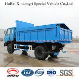 12cbm 13cbm 14cbm 유로 4 Dongfeng 쓰레기 수거 납품 처리 덤프 트럭