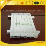 Profil en aluminium de pièce jointe de douche poli 6463 par miroirs