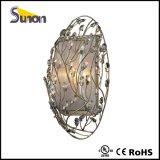 Tessuto di cristallo di lusso /Foryers chiaro Pendant bianco di Comtempary con l'UL