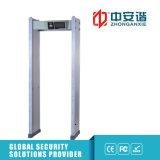 100개의 안전 수준은 방수 덮개를 가진 금속 탐지기를 방수 처리한다