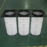 De vierkante Patroon van de Filter van de Lucht van het Deksel Cilindrische voor de Collector van het Stof