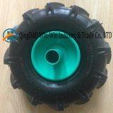 공구 손수레 눈 기계 광범위하는 기계를 위한 다채로운 외바퀴 손수레 바퀴