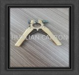 Suporte da escova chinesa de Slip Ring/Hualian Fábrica de 8x16mm de Escova de cobre para a alimentação da máquina/Suporte da escova Assemebly em peças do motor