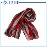 Sciarpa della seta dell'OEM di marchio personalizzata regalo di alta qualità