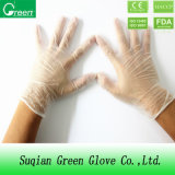 Los guantes libres de la examinación del vinilo del ftalato probaron según En374