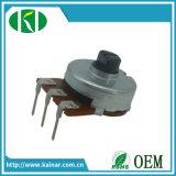 Jiangsu 17mm 3 potenziometro rotativo di Pin 10k senza interruttore