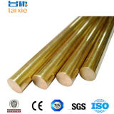 Barre en cuivre en laiton C64200 Cw302g Alloy Copper Rod