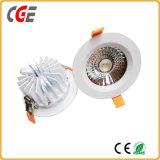 Lâmpada impermeável LED Tri-Proof para iluminação Warehouse