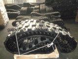 Piste 450*83.5*74 ou excavatrice en caoutchouc Clawer