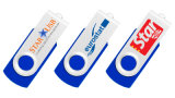 Hotest 판매 회전대 USB 드라이브 선전용 선물