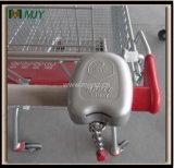 210 litros del supermercado de carretilla Mjy-210b2 de las compras