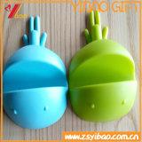 Caliente de la venta de la categoría alimenticia de cocina a prueba de calor del guante de silicona