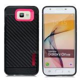 Противоударная из углеродного волокна для телефона Samsung Galaxy на5 2016
