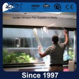 Film van de Veiligheid van de Deuren van het Glas van de Weerstand van het effect de Transparante