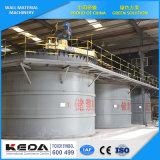 AACの原料の条件-機械を作るAACのブロック