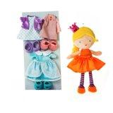 Les séries de Zuni apprennent à rectifier princesse réglée Rectifier-vers le haut Toy Learning Toy