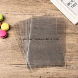 Customzied Transparente BOPP Plastic Gift Bag / LDPE Rectangle Transparente Clear Cello Bag