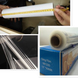 La dureté douce et le bâti traitant le type polyéthylène de film de Strech s'attachent film