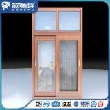 Profili di alluminio termici di scuro scuro per la finestra e la porta in alluminio