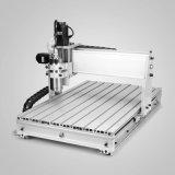 4 máquina del ranurador del CNC del eje de rotación del USB 6040 del eje 800W