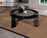 Hauptmöbel-Kaffeetisch-Seiten-Tisch-Marmor-Oberseite