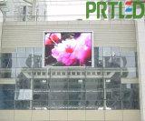 Pantalla de visualización a todo color de LED del buen funcionamiento de P5 al aire libre, P6