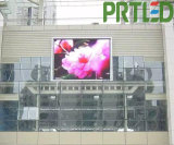 Un buen rendimiento de la pantalla LED de color de la piscina P5, P6
