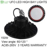 luz elevada do louro do diodo emissor de luz 150W