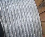 Todos los conductores de aleación de aluminio utilizados en la línea de transmisión de electricidad