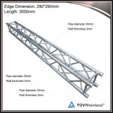 290mm quadratischer Zapfen-Binder-kleiner Stadiums-Beleuchtung-Binder für Verkauf