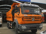 Les camions Beiben nouveau 6X4 30 tonnes Dump camions à benne basculante Hot Sale au Mali