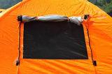 رفاهية [كمب تنت] قابل للنفخ خيمة رحلة خيمة لأنّ حادث خارجيّة