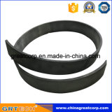 中国の灰色カラーゴム製ブレーキ・ライニングロール