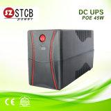 Poe 45W DC UPS 9V 12V 산출과 15V/24V Poe