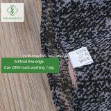 100% dickflüssiger Gleichheit-Farben-PUNKT gedruckte Schal-Form-Dame Scarf
