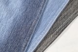 Coton Lycra Knitting Denim Fabric Slub Knit Jean Fabric