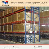 racking resistente da pálete do passo de 75mm para o armazém de armazenamento