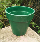 Eco-Friendly 대나무 섬유 정원, 생물 분해성 Compostable 가정 훈장 화분 (BC-FP1014)
