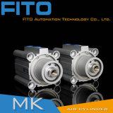 Цилиндр пневматического цилиндра серии Mk снадарта ИСО(Международная организация стандартизации) одиночный действующий
