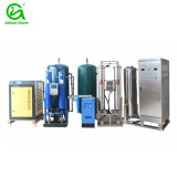 Gerador de ozônio de 600 gramas para tratamento de águas residuais hospitalares