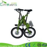 Складывая Bike с безщеточным задним мотором 36V/250W зацепленным приводом