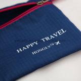 Sac de rangement portatif portable à bagages de voyage en nylon