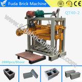 小さい手動ペーバーの煉瓦作成機械価格