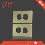 도매 벽 스위치 보드 스위치 커버 격판덮개 금속 스위치 커버