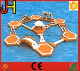 Настраиваемые надувной водных игрушек игры надувной водный тематический парк плавающего режима