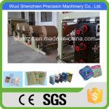 SGS Kraftpapier de Lopende band van de Zak van het Document In China wordt gemaakt dat