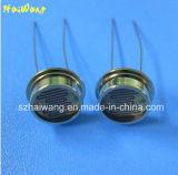 Cellule photo-électrique élevée de la sensibilité 5-100kohms 6.5mm avec la série de la caisse Mj55 en métal